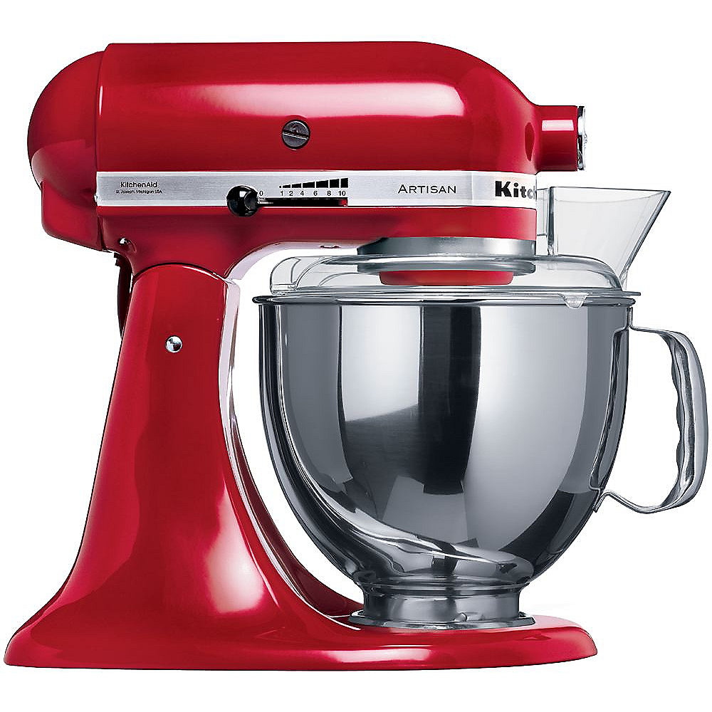 KitchenAid ARTISAN 5KSM150PS EER Küchenmaschine rot
