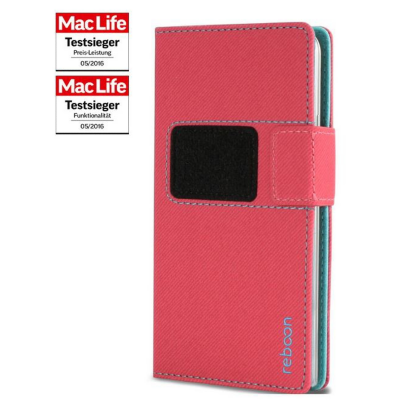 reboon  booncover Universaltasche Size XS2 pink | 4260242212418