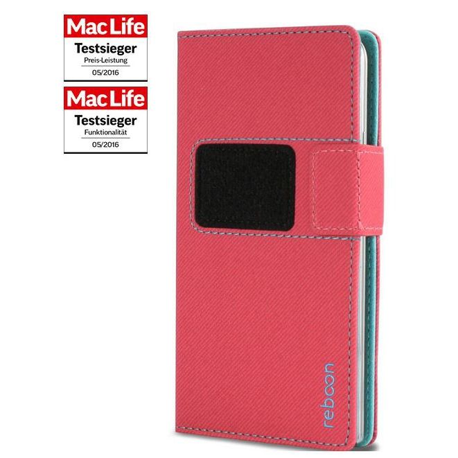 reboon Universal Wallet Size XS2 pink