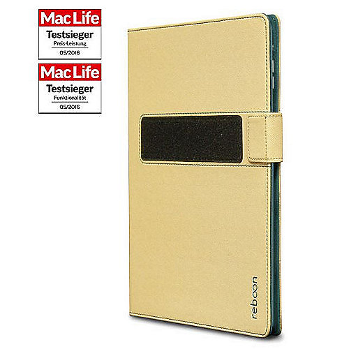 reboon booncover Tablet Tasche Size S2 beige | 4260242212241