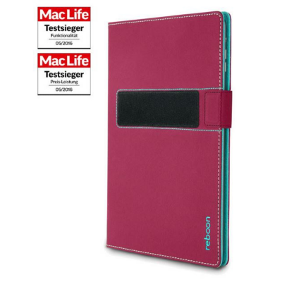 reboon  booncover Tablet Tasche Size M pink | 4260242212111