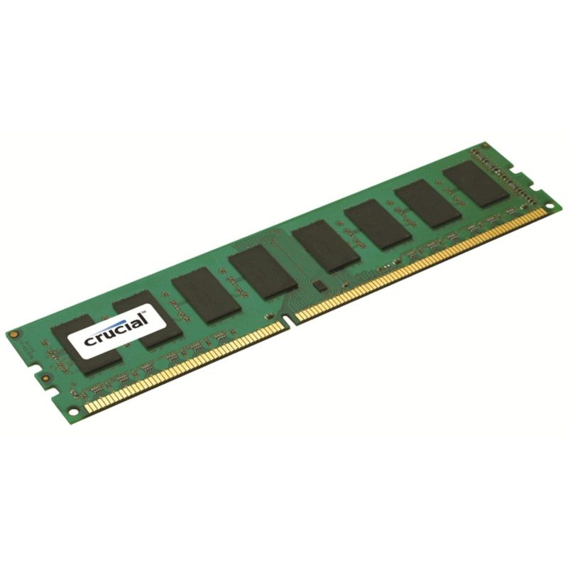 4GB Crucial Unbuffered DDR3-1600 CL11 RAM