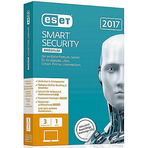 ESET Smart Security Premium 2017 Edition 3 User...