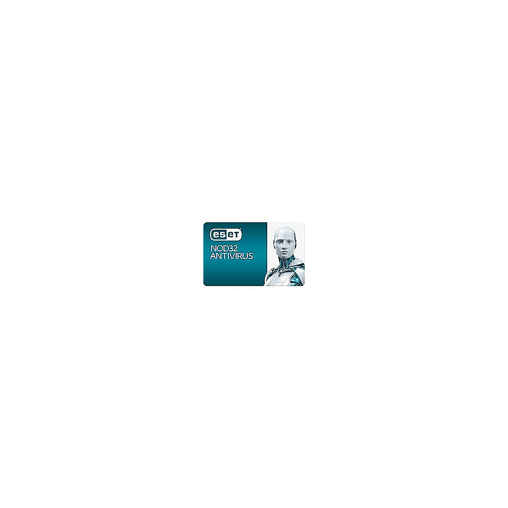 ESET NOD32 Antivirus 2016 1 User 1 Jahr (ESD)