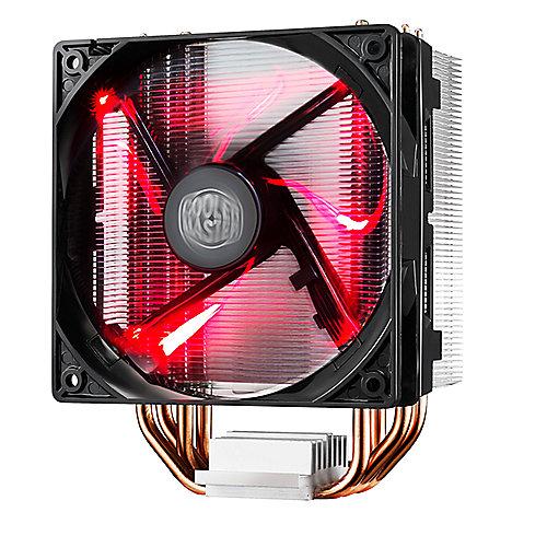 Hyper 212 LED rot CPU-Kühler für AMD und Intel Prozessoren | 4719512053379