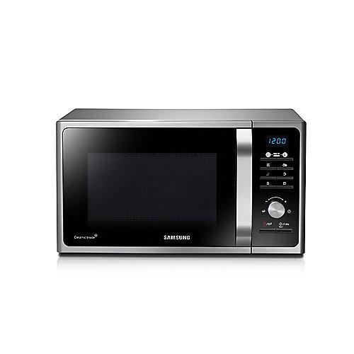 Samsung MS28F303TAS/EG Mikrowelle, 28 Liter, silber | 8806088254258