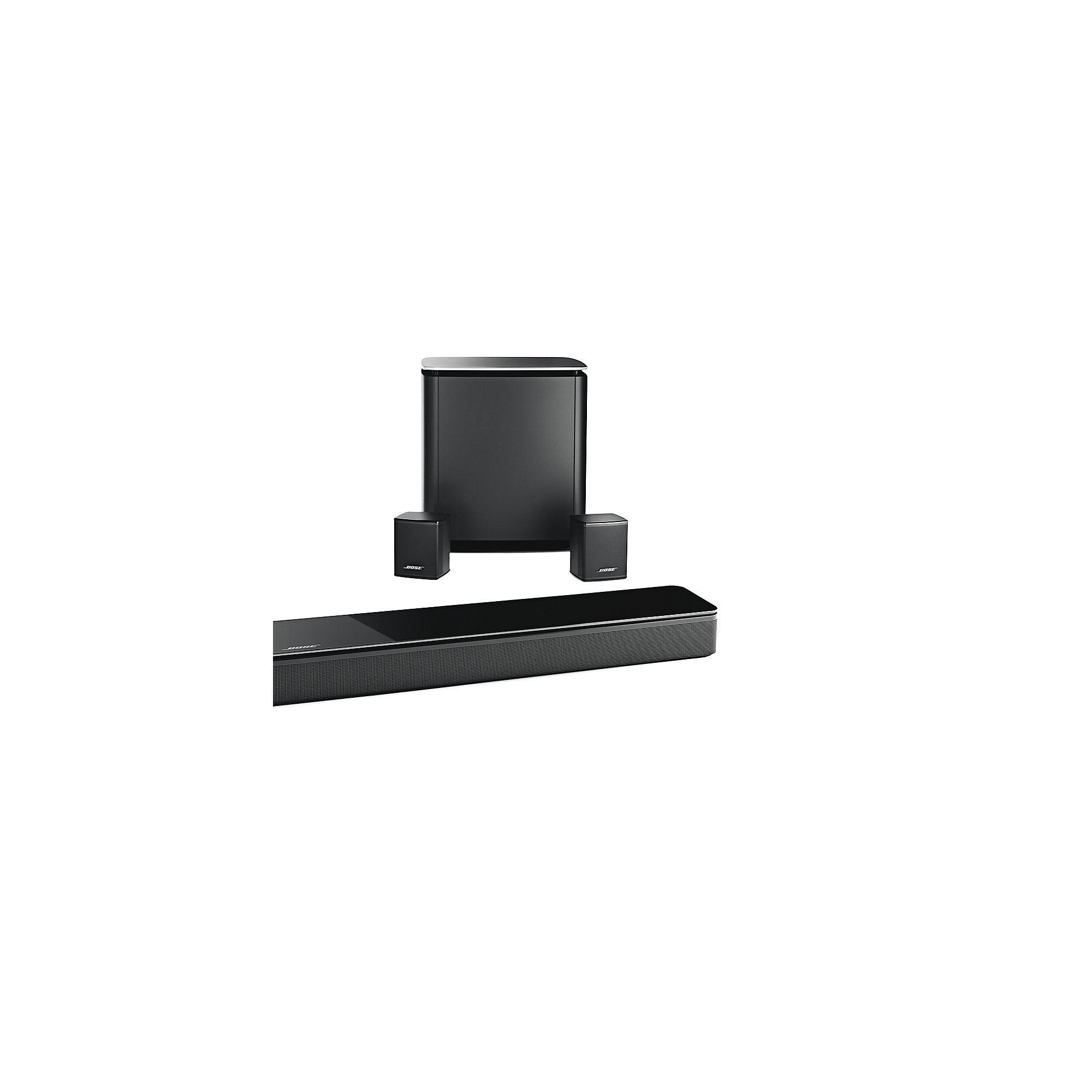 BOSE Acoustimass 300 Wireless Bass Module - schwarz
