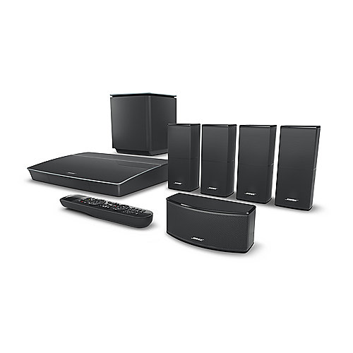 BOSE Lifestyle 600 Home Entertainment System 5.1 schwarz