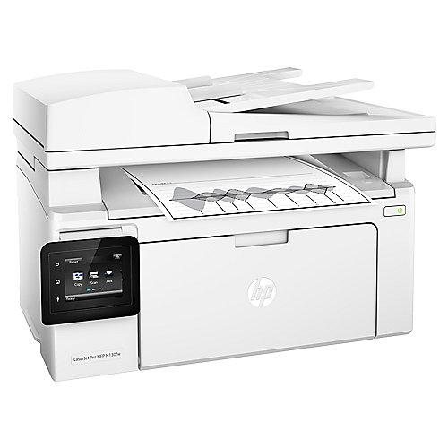 hp laserjet pro mfp m130fw s w laserdrucker scanner kopierer fax usb lan wlan cyberport. Black Bedroom Furniture Sets. Home Design Ideas