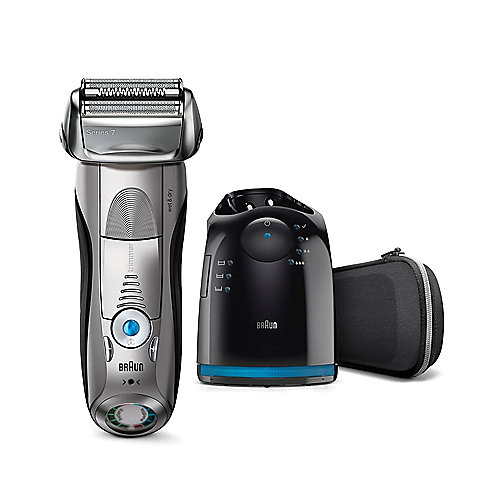 Braun Series 7 – 7898cc Rasierer-System wet and dry | 4210201171010