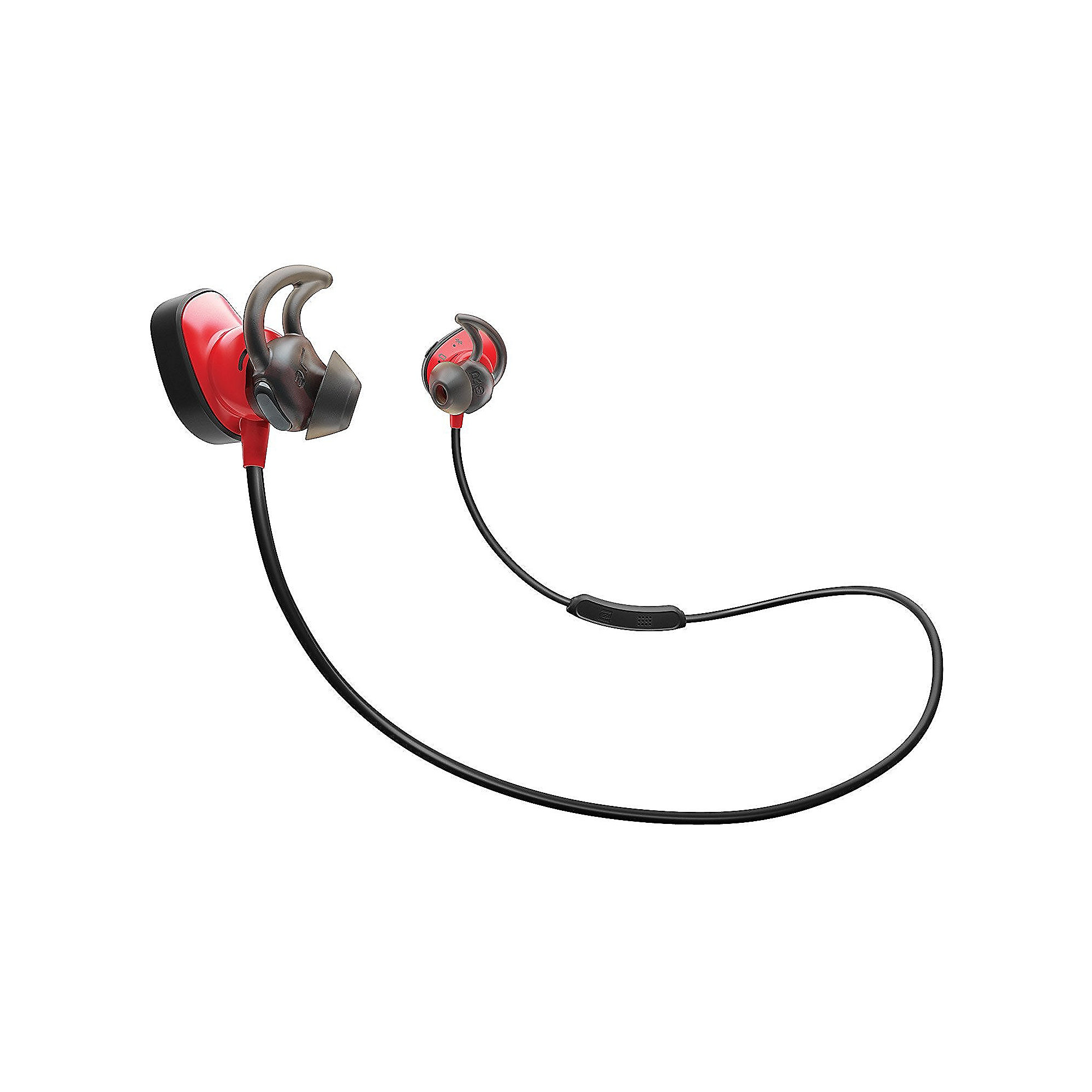 BOSE SoundSport  Pulse Wireless in-ear Kopfhörer Rot