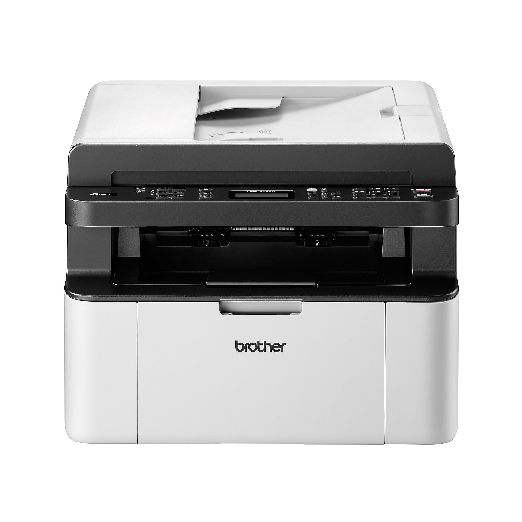 brother mfc 1910w s w laser multifunktionsdrucker scanner kopierer fax wlan cyberport. Black Bedroom Furniture Sets. Home Design Ideas