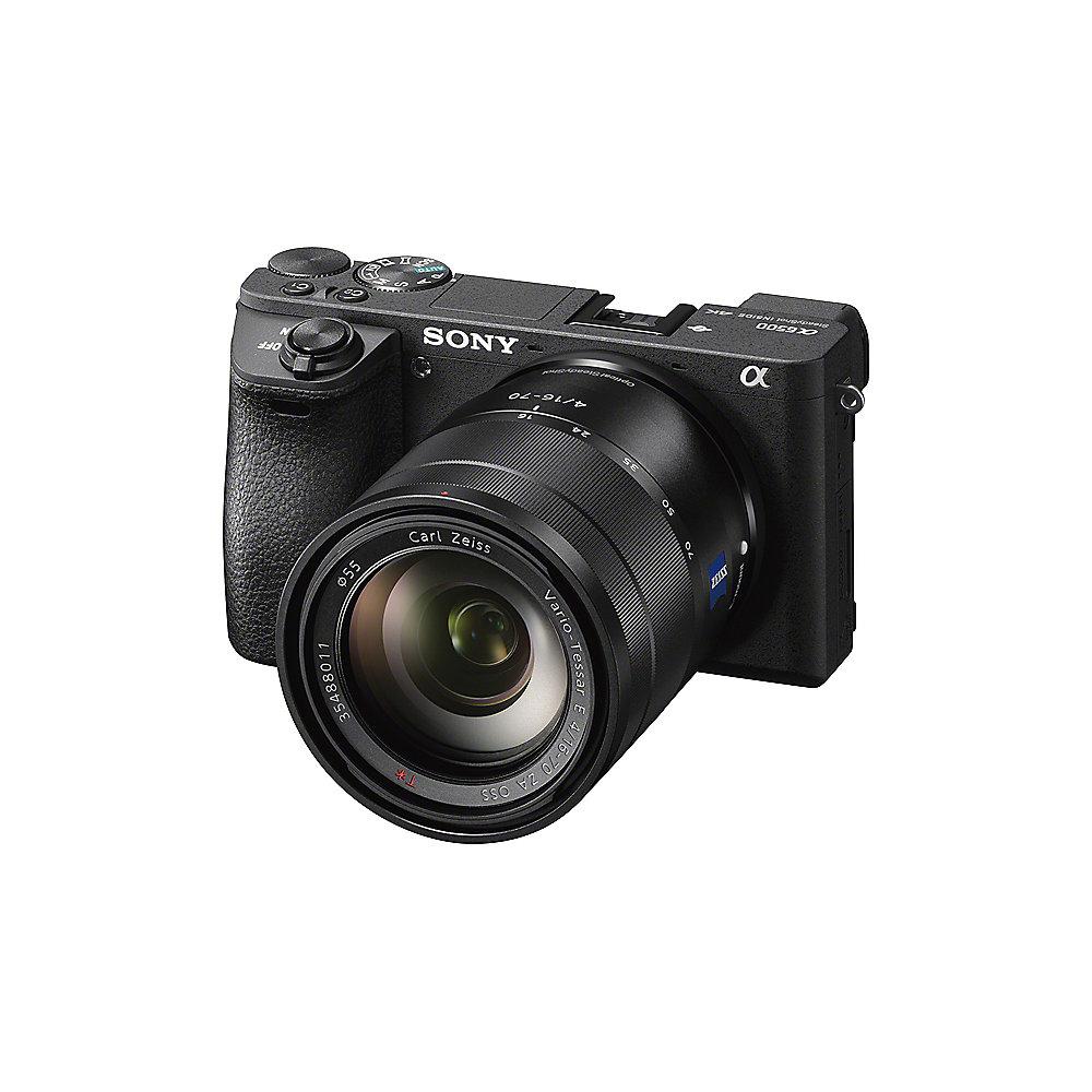 Sony Alpha 6500 Kit 16-70mm f/4.0 Systemkamera ++ Cyberport