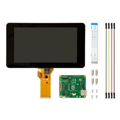 Raspberry  Pi 7″ Touch Screen LCD | 5056070923850