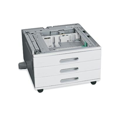 Lexmark  22Z0013 Druckerständer Papierfach 1.560 Blätter in 3 Schubladen für X950 | 0734646253987
