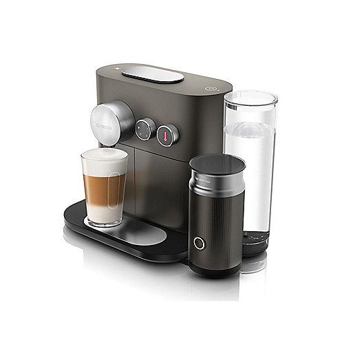 DeLonghi EN 355.GAE Expert and Milk Nespresso-System anthrazit/silber | 8004399331778