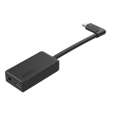 Gopro  3,5mm Mikrofon-Adapter / Mic Adaptor für HERO6 / HERO5 Modelle (AAMIC-001) | 0818279015034