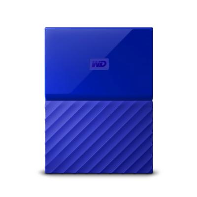 Western Digital WD My Passport USB3.0 1TB 2.5zoll – Blau NEW   0718037849805