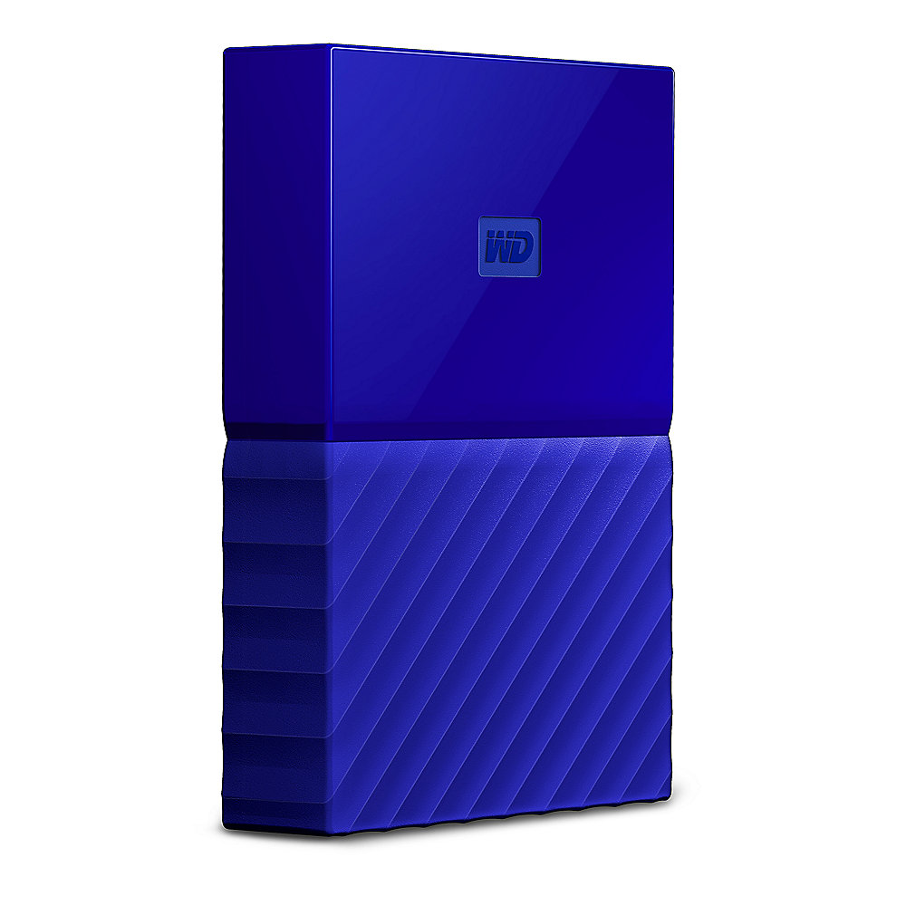 WD My Passport USB3.0 3TB 2.5zoll - Blau NEW