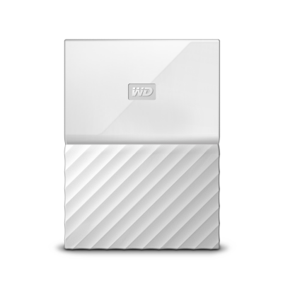 Western Digital WD My Passport USB3.0 1TB 2.5zoll – Weiss NEW | 0718037849621