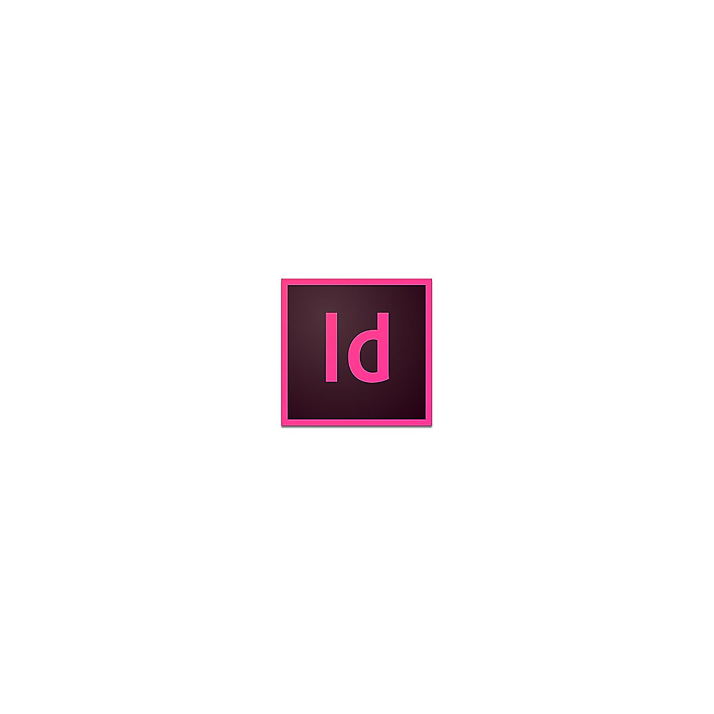 Adobe InDesign CC Renewal (1-9)(12M) VIP