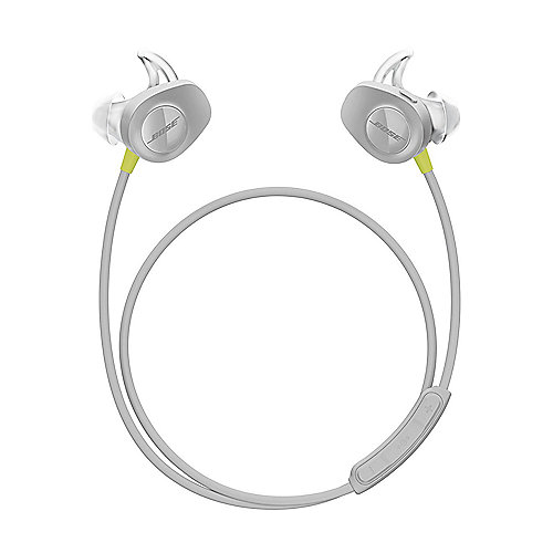 BOSE SoundSport Wireless in-ear Kopfhörer Gelb | 0017817731324