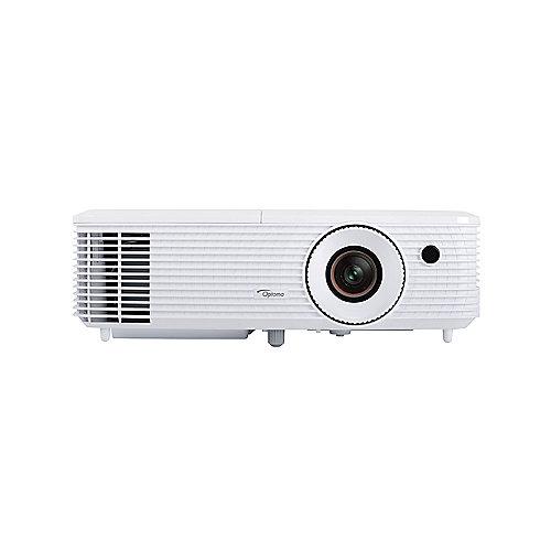 Optoma HD27 DLP-Beamer HDMI/MHL/USB/3D-Sync Full HD 3D 3200Lumen 25.000:1 | 5055387637702