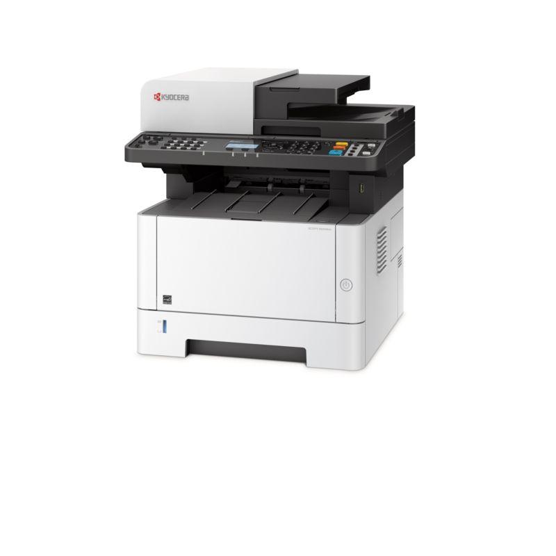 kyocera ecosys m2040dn s w laserdrucker scanner kopierer lan cyberport. Black Bedroom Furniture Sets. Home Design Ideas