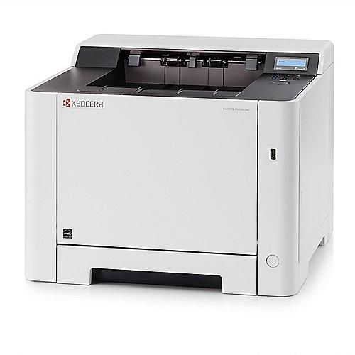 ECOSYS P5026cdw Farblaserdrucker LAN WLAN   0632983036631