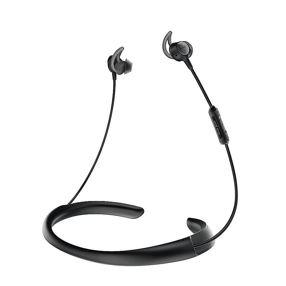 bose quietcontrol 30 wireless in ear kopfh rer schwarz. Black Bedroom Furniture Sets. Home Design Ideas