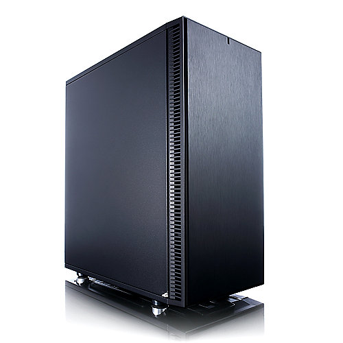 Fractal Design Define C ATX Gaming Gehäuse, sch...