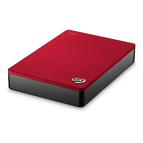 Seagate Backup Plus Portable USB3.0 – 5TB 2.5Zoll Rot | 3660619400768