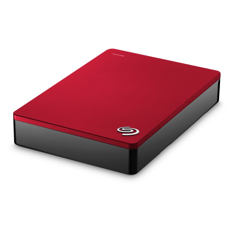 Seagate Backup Plus Portable USB3.0 - 4TB 2.5Zoll Rot