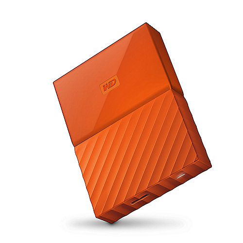 WD My Passport USB3.0 3TB 2.5zoll - Orange NEW externe Festplatte