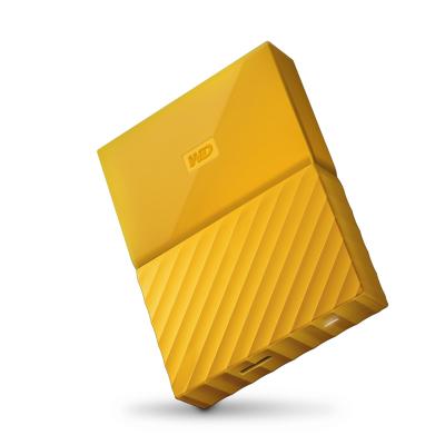 Western Digital WD My Passport USB3.0 4TB 2.5zoll – Gelb NEW | 0718037849539