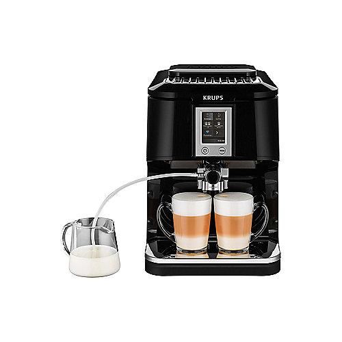 EA 8808 One-Touch-Kaffeevollautomat Espresso Master Edelstahl/Schwarz   0010942219903