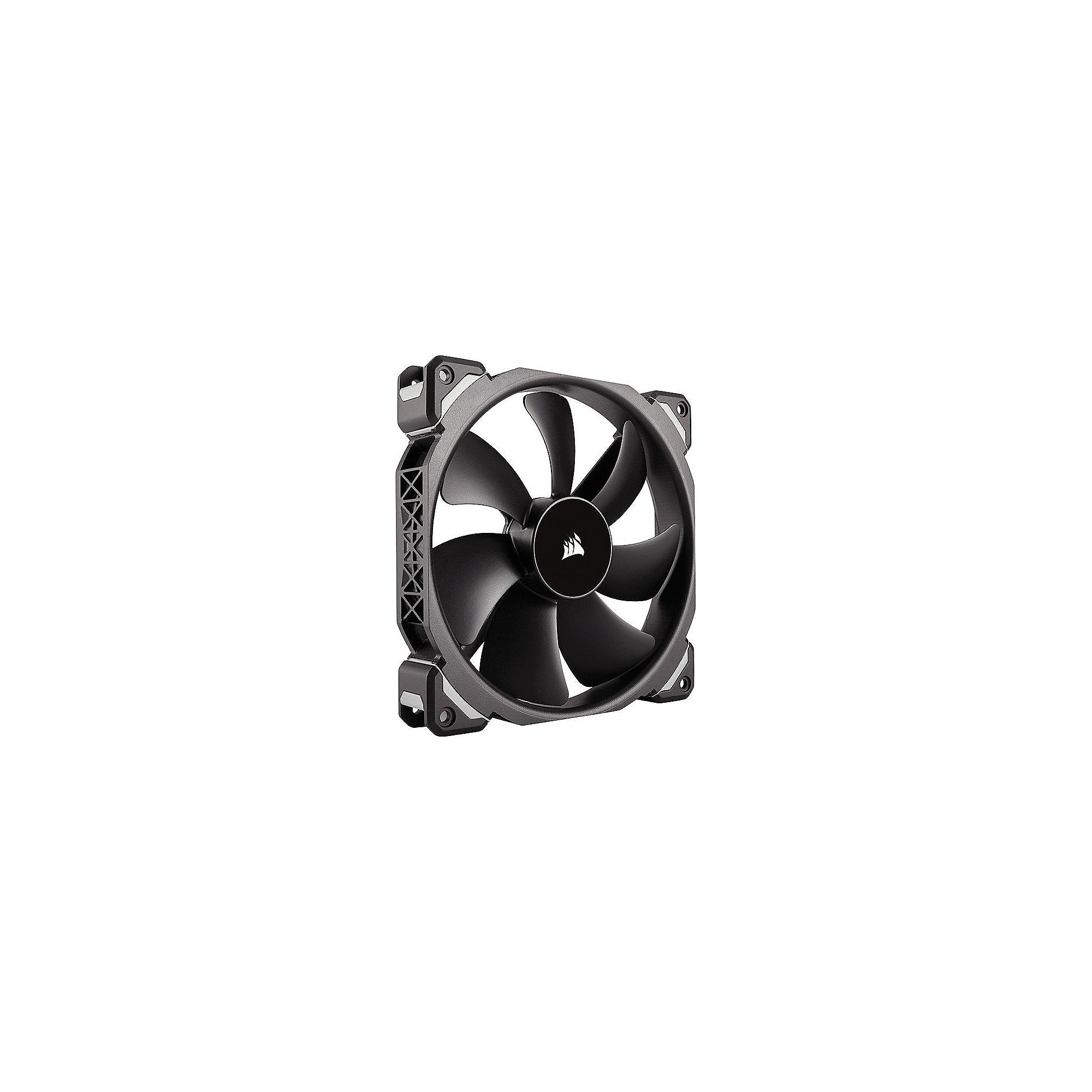 Corsair ML Series ML140 Premiumlüfter Magnetschwebetechnik 140x140x25mm 1er Pack