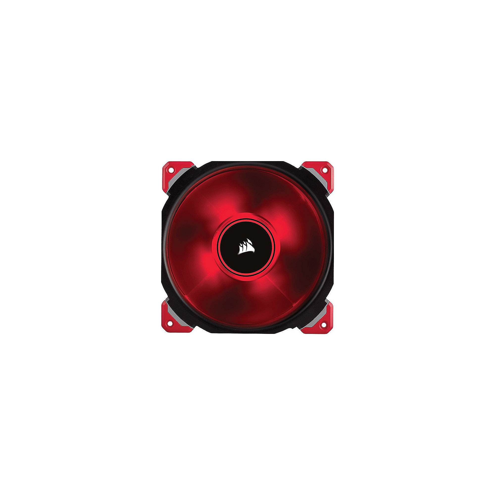Corsair ML Series ML140 PRO LED Rot Magnetschwebetechnik Lüfter 140x140x25mm