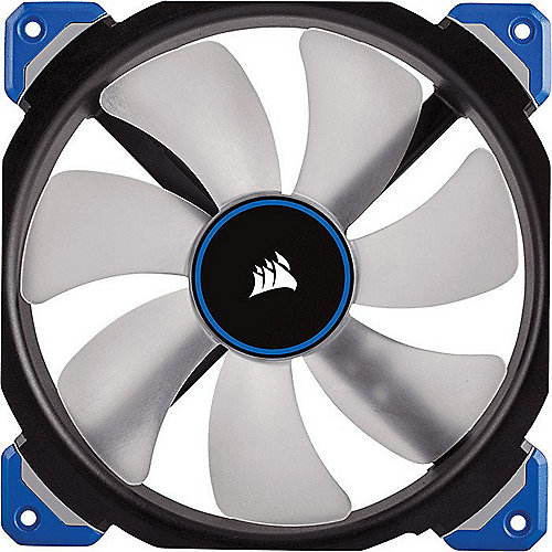 Corsair ML Series ML140 PRO LED Blau Magnetschwebetechnik Lüfter 140x140x25mm