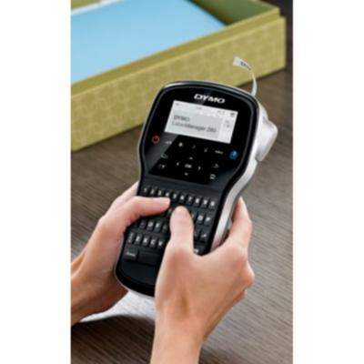 Dymo  LabelManager 280 Beschriftungsgerät inkl. Akku-Pack + USB-Kabel | 3501170968970