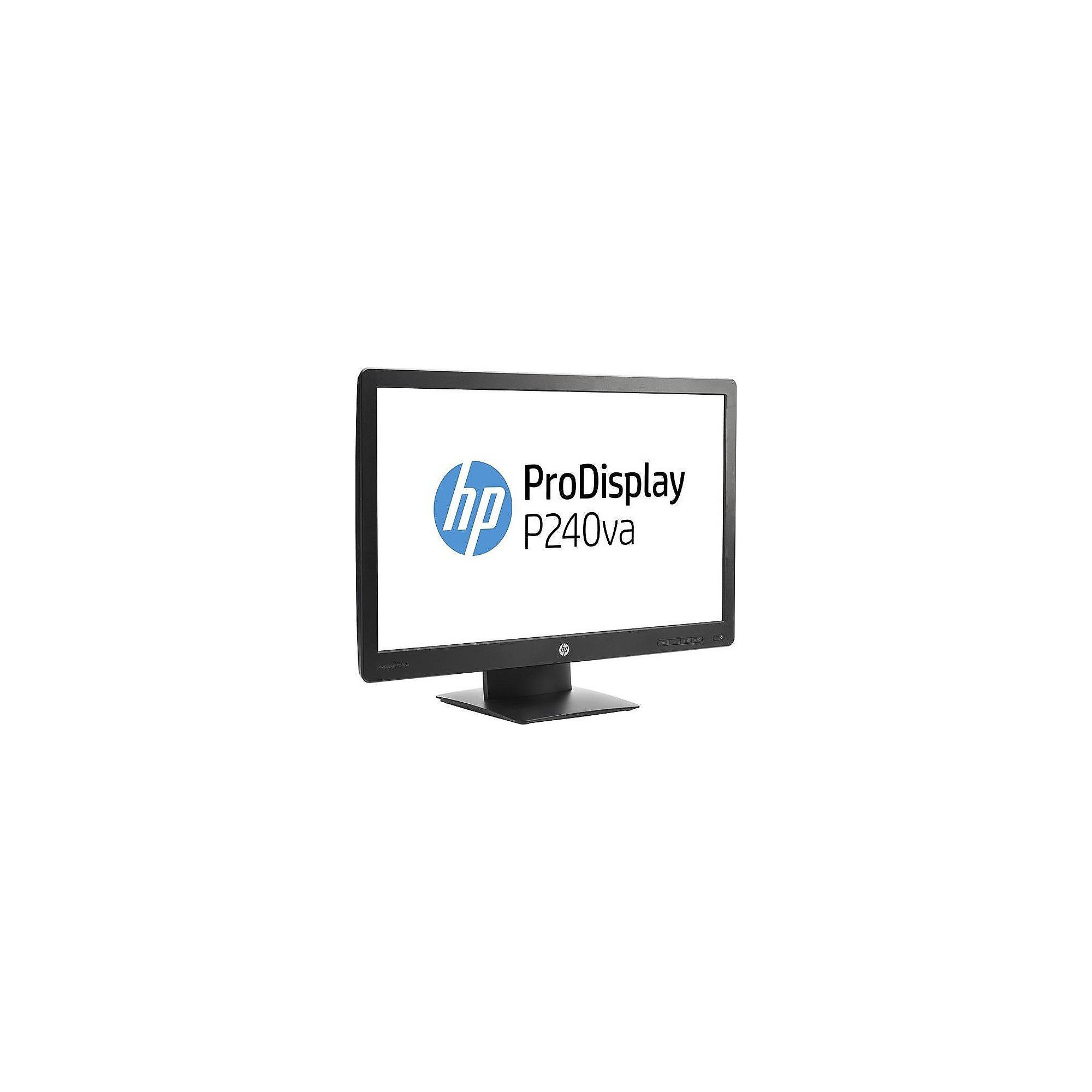 "HP ProDisplay P240va (23,8"") 60,5cm 16:9 FHD VGA/HDMI/DP 8ms 5Mio: 1 LED"