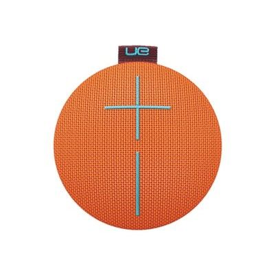 Ultimate Ears UE Roll 2 Bluetooth Speaker Habanero