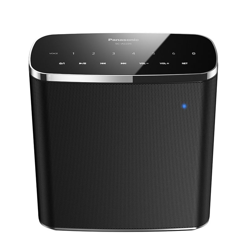 Panasonic SC-ALL5EG ALL Connected Wireless Speaker schwarz