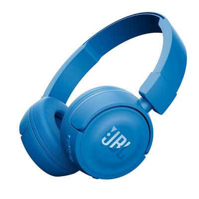 JBL  T450BT Blau – On Ear-Bluetooth Kopfhörer mit Mikrofon   6925281919008