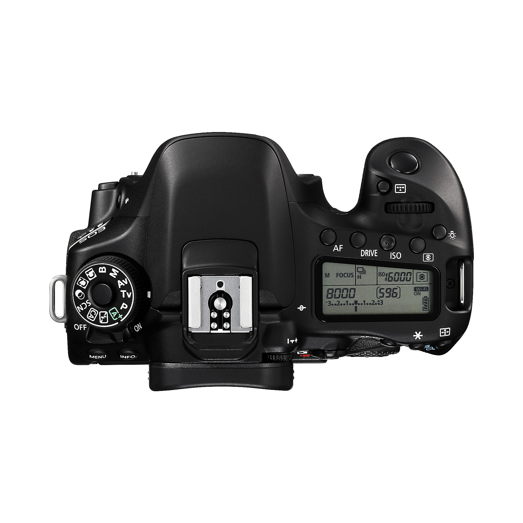 Canon EOS 80D Kit EF 24-105mm 4.0L IS II USM Spiegelreflexkamera