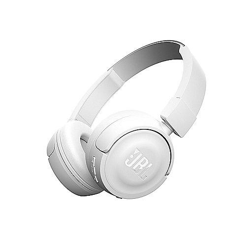 T450BT Weiß – On Ear-Bluetooth Kopfhörer mit Mikrofon | 6925281918995