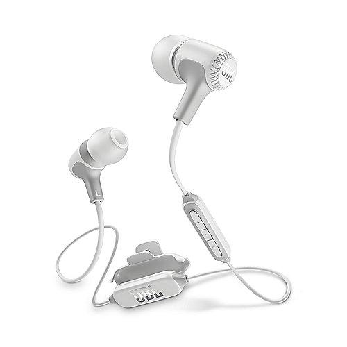 JBL E25BT Weiß – In Ear – Bluetooth Kopfhörer | 6925281921124