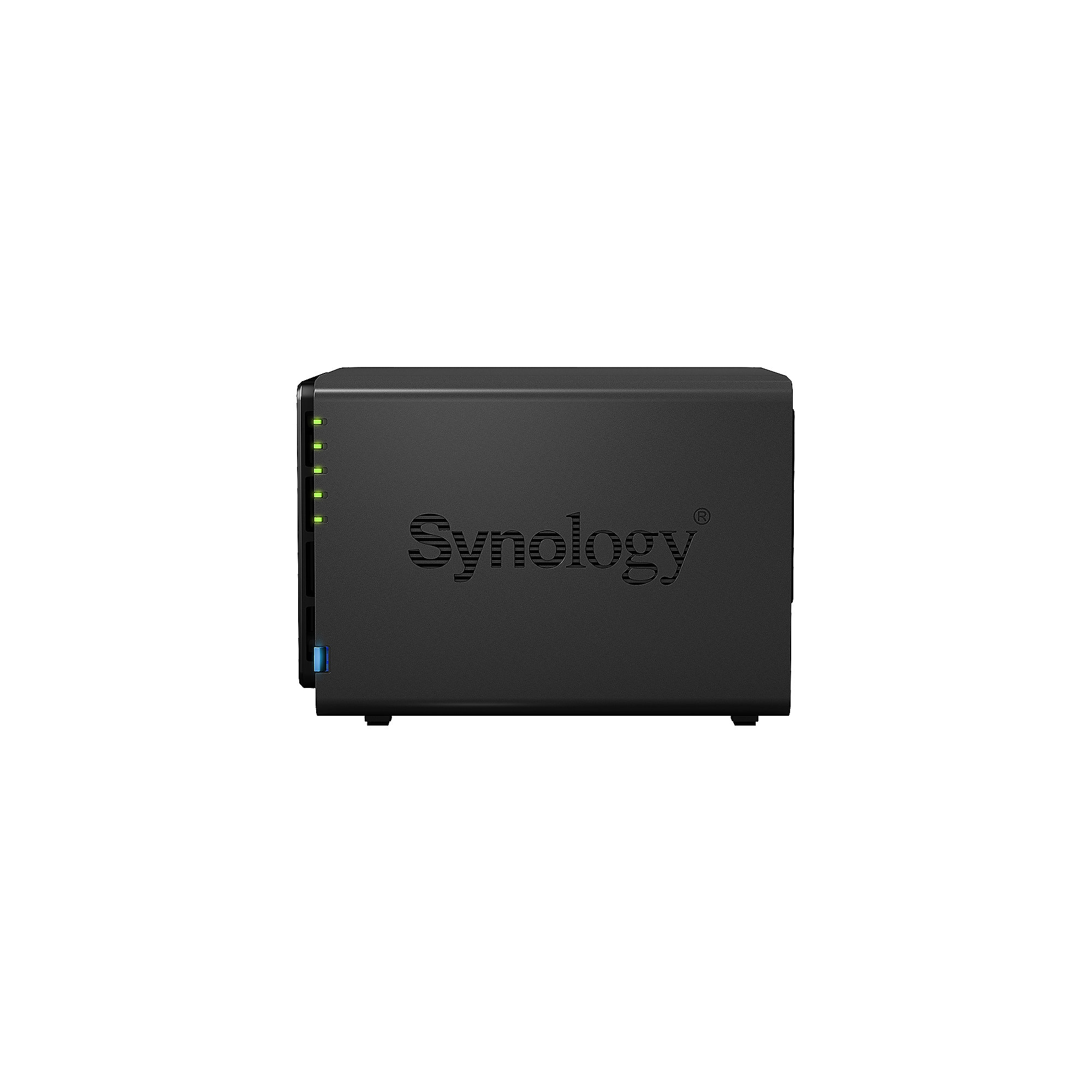 Synology DS416play NAS System 4-Bay 32TB inkl. 4x 8TB Seagate ST8000VN0022