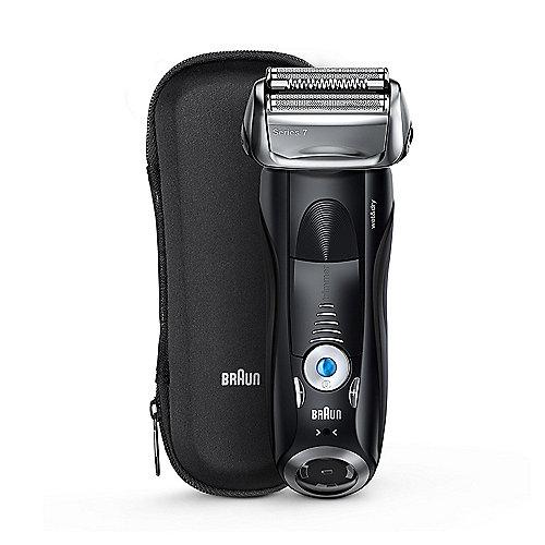 Braun Series 7 – 7840s Rasierer wet and dry schwarz | 4210201166702