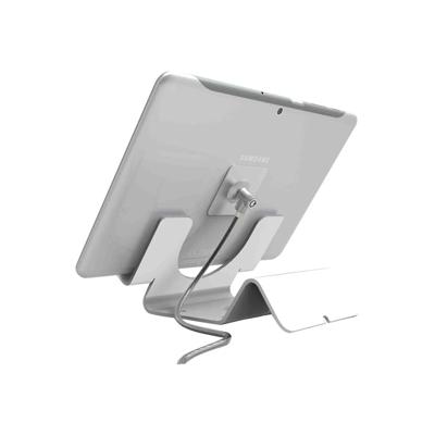Maclocks  Sicherheits-Tabletstand Universal, weiß | 0856282004812